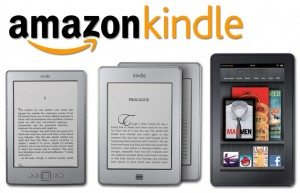 Amazon's new Kindle devices