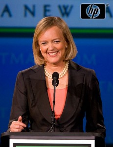 Meg Whitman CEO of HP