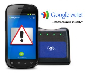 Google Wallet Security Issue