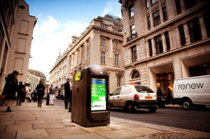 Renew Recycle bins in London
