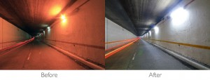 Boni Tunnel, Before and After